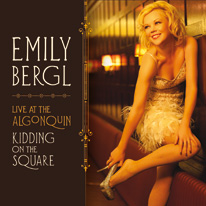 Emily Bergl - Live at the Algonquin Kidding on the Square